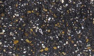czarny lupany